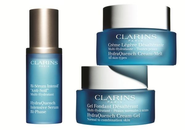 Clarins, Hydra Quench Cream