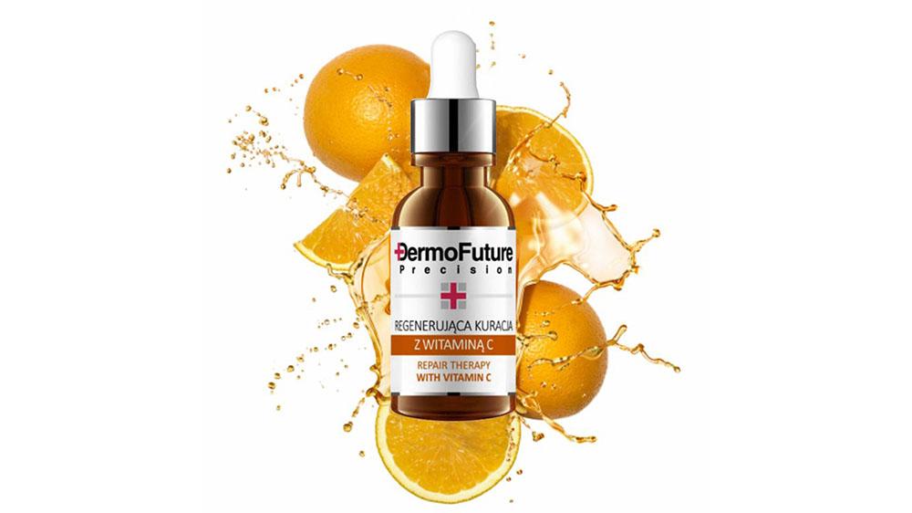 Dermofuture – Sérum réparateur à la vitamine C