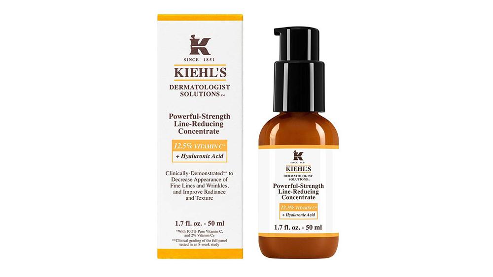 Kiehl's – Sérum puissant réducteur de rides à la vitamine C