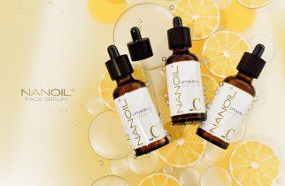 Nanoil le meilleur sérum pour le visage à la vitamine C